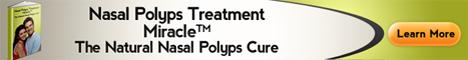 nasal polyps treatmment